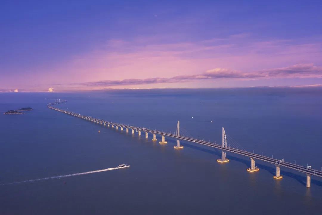 Hong Kong-Zhuhai-Macao Bridge marks three-year anniversary