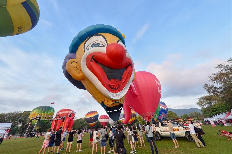 Highlights of Penang Hot Air Balloon Fiesta in Malaysia