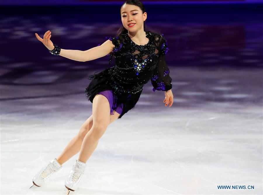 Highlights of ISU Four Continents Figure Skating Championship gala exhibition