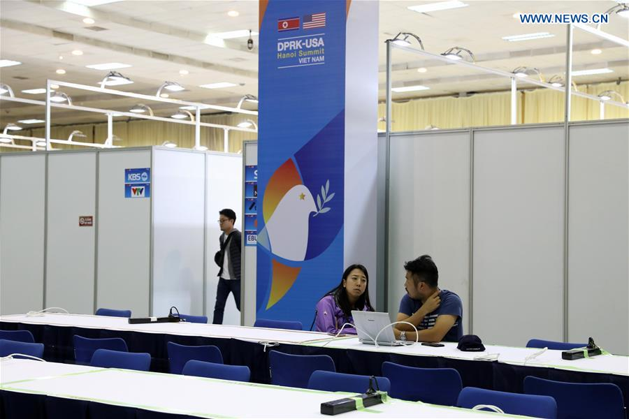 2nd DPRK-US summit to be held in Hanoi on Feb. 27-28