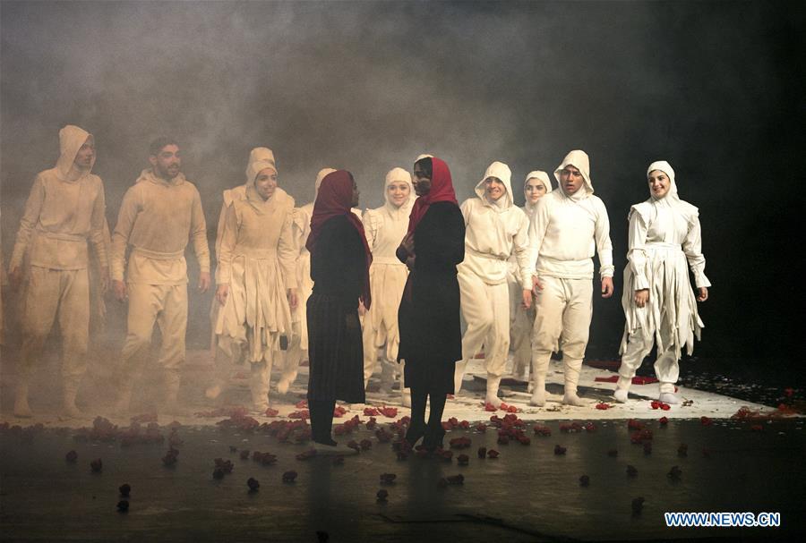 37th Fadjr International Theater Festival held in Tehran, Iran