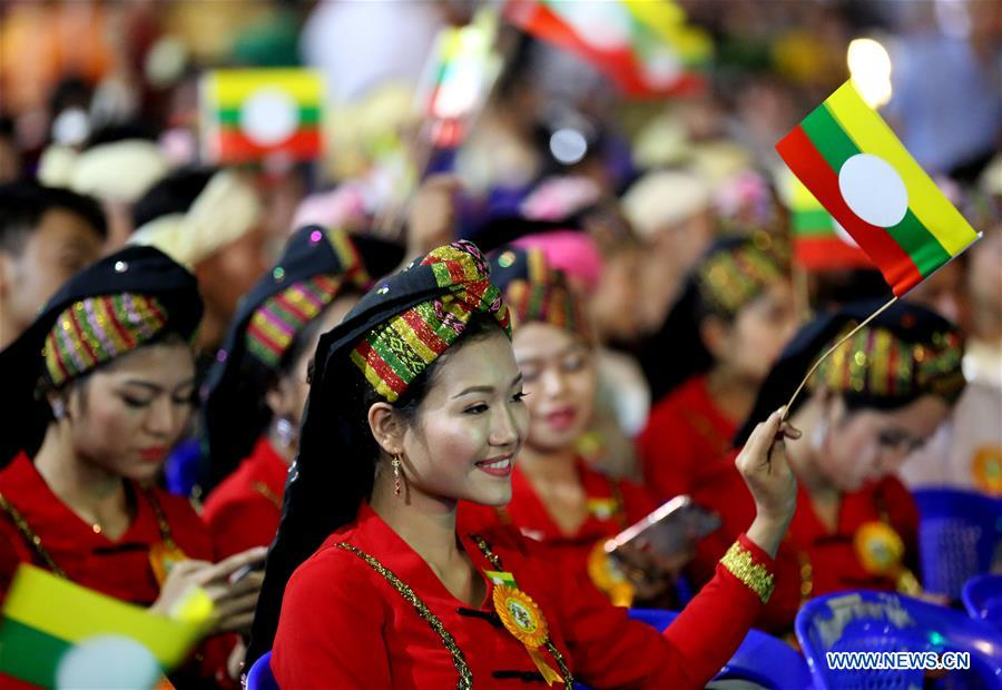 Ceremony held to celebrate 72nd anniv. of Shan State Day in Yangon, Myanmar