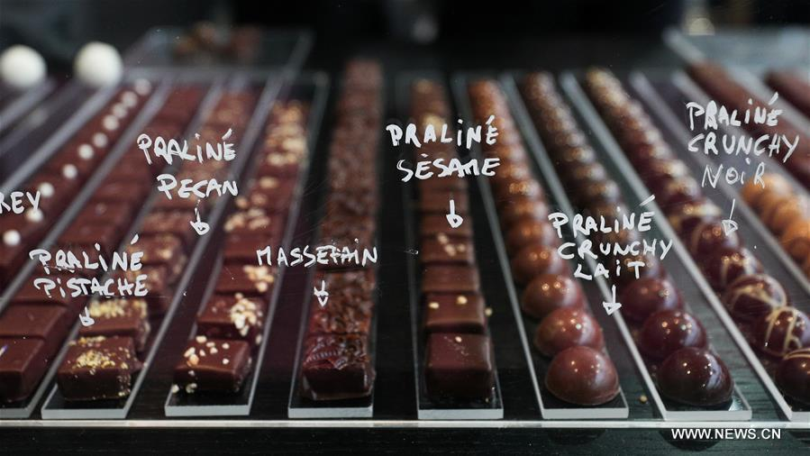 Highlights of 6th edition of Chocolate Fair in Brussels