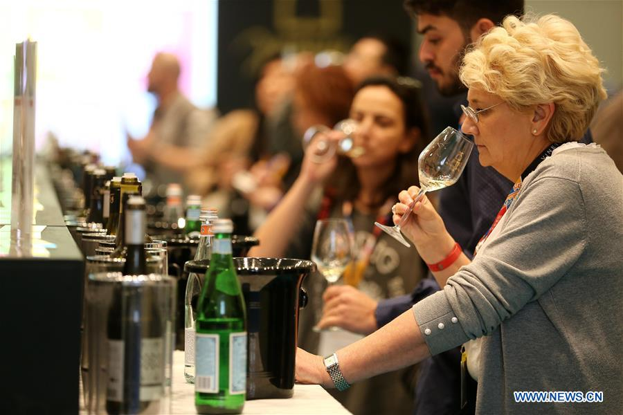 One of biggest wine exhibitions in Greece kicks off