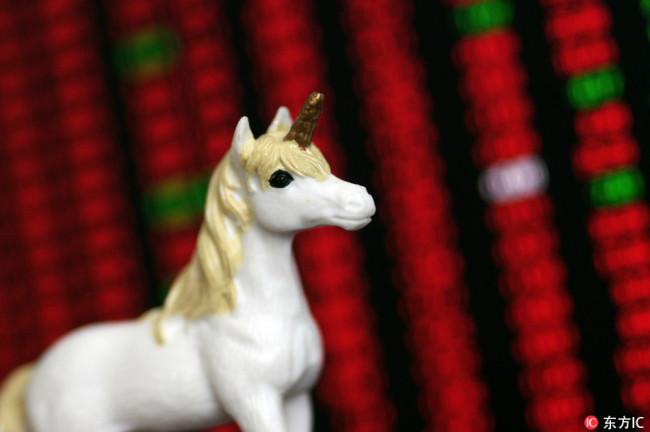 Chinese, U.S. business leaders discuss development of global unicorn enterprises