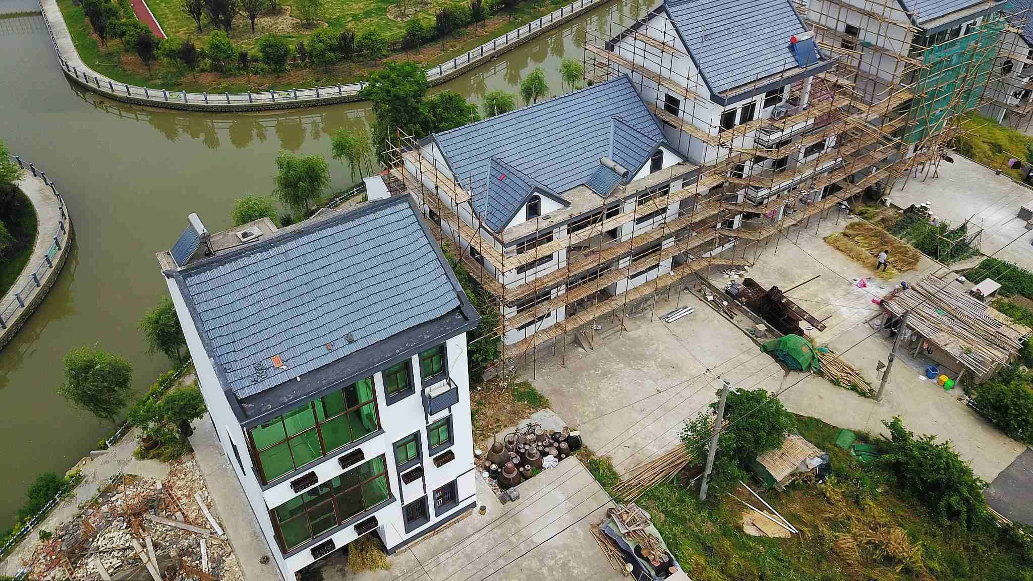 Shanghai brings in 3D tech to turn a village into an innovation hub