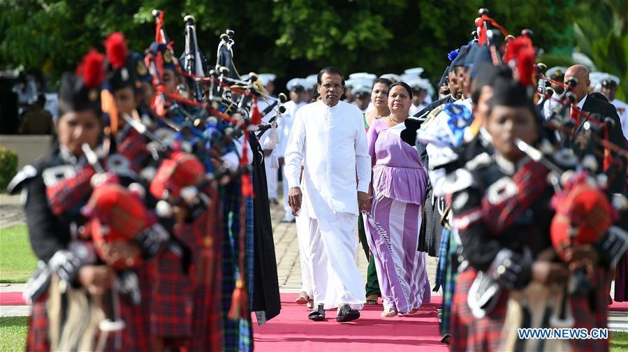 Commemorative ceremony held to mark 9th anniv. of end of civil war in Sri Lanka