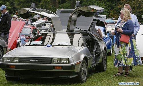 33rd annual All British Field Meet event held in Vancouver, Canada