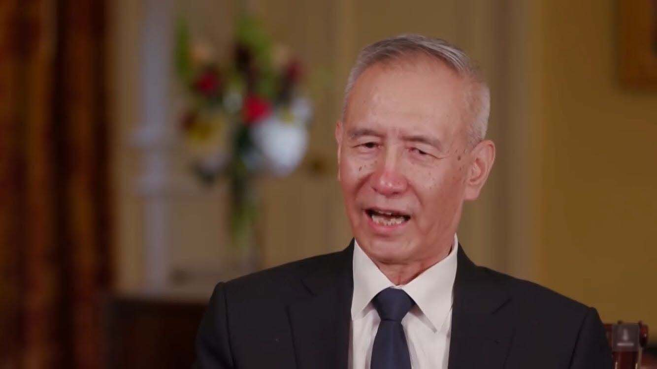 Ceasing trade war embodies US and China's mutual appeal: Liu He