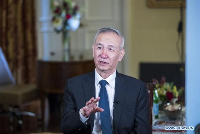 China-US trade consensuses 'meet people's interests': Vice Premier