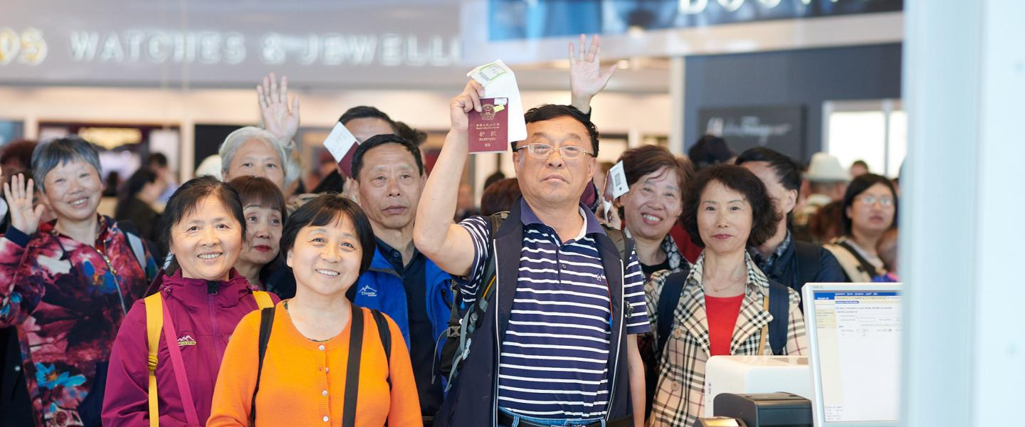 Hot water revolution: how Chinese tourists are changing the world
