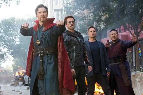 'Avengers: Infinity War' scores over 1.7 bln yuan in China