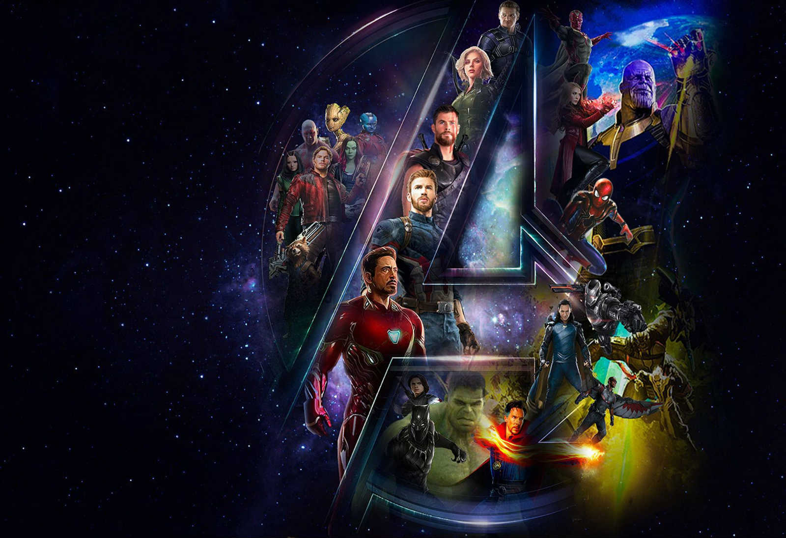 """People's Daily Comments: """"Avengers: Infinity War"""": A Good Movie is, First of All, A Good Story."""
