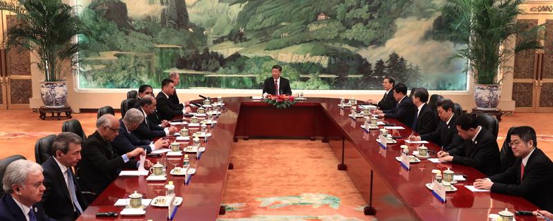 Xi calls for enhanced cooperation