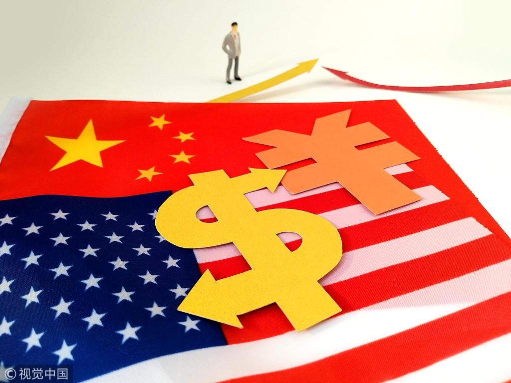 Sino-US trade talks yield tangible results