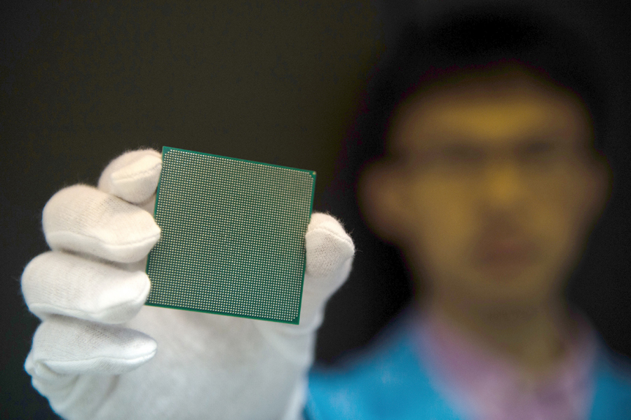 Domestic chips to get a big boost