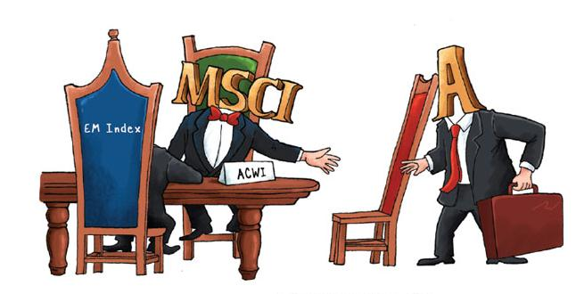 MSCI's A-share move set to boost capital market structure