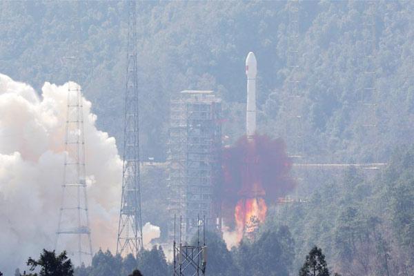 Third-generation Beidou satellites taking shape