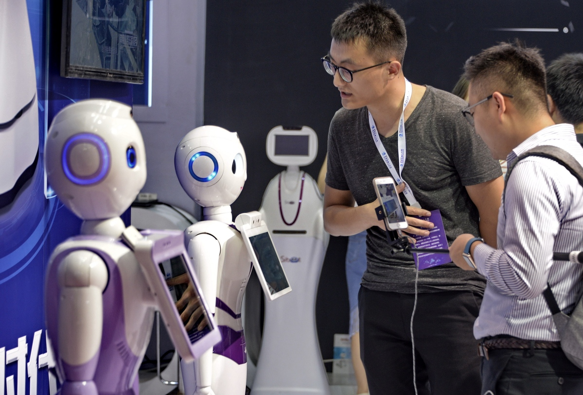 China unique and necessary for EU's AI strategy, and vice versa