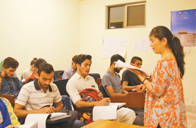 China is now a popular destination for Pakistani overseas students