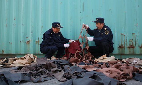 China clamps down on smuggled waste from abroad