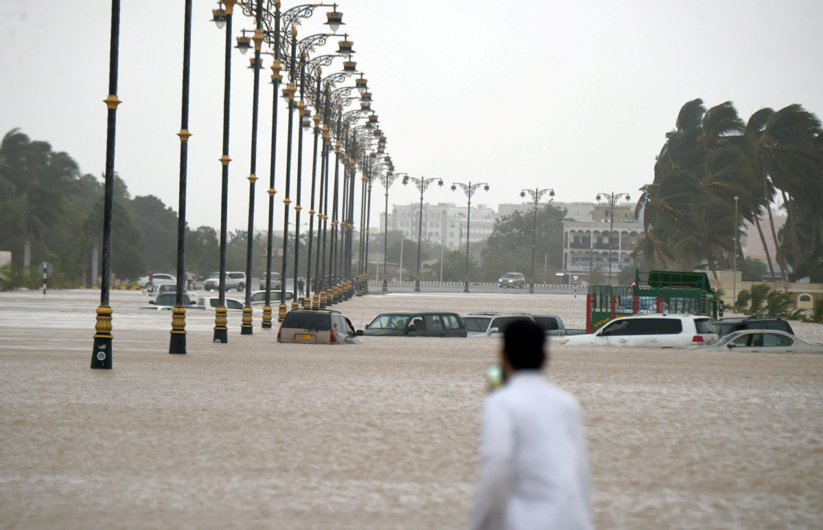 Strongest cyclone kills at least 6 after savage strike on Oman, Yemen