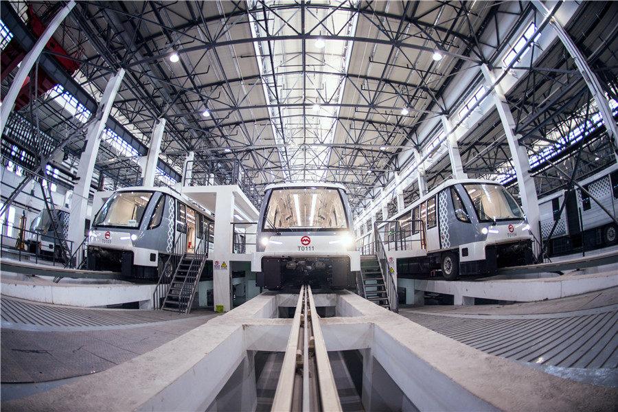 Shanghai Metro celebrates 25th birthday