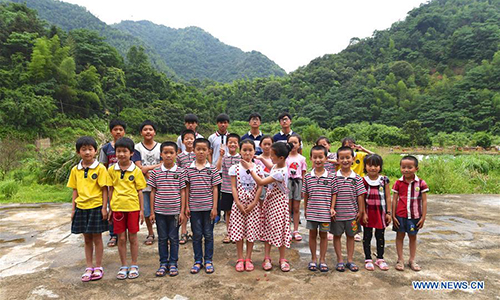 Village of multiple births in China's Jiangxi