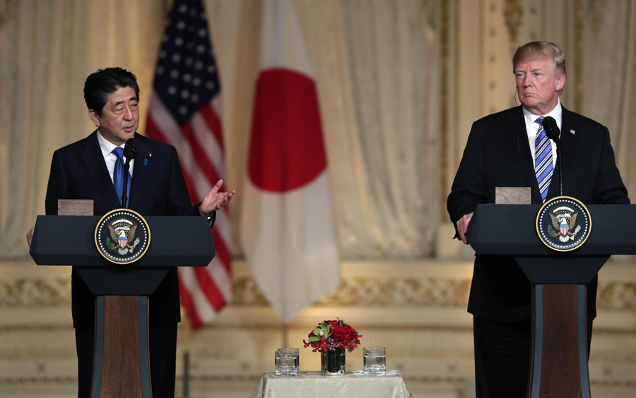 Is the US-Japan honeymoon about to end?