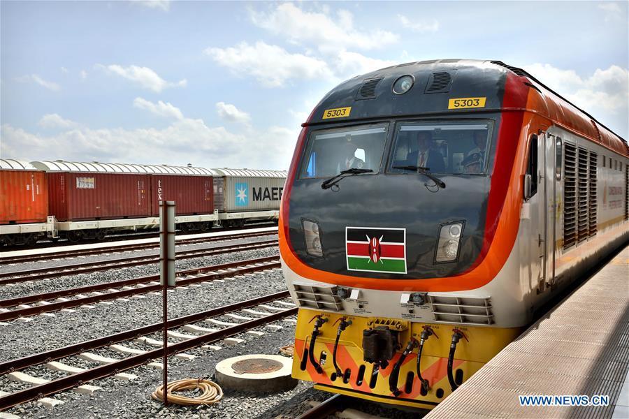 Kenya marks 1st anniversary of SGR passenger train