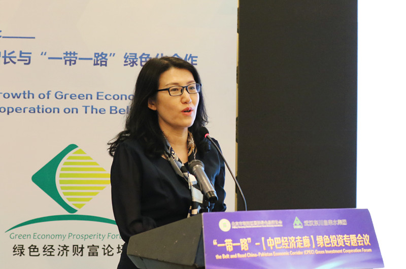 China and Pakistan pledge to cooperate in green economy
