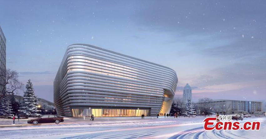 Beijing releases construction plan on Winter Olympics venues