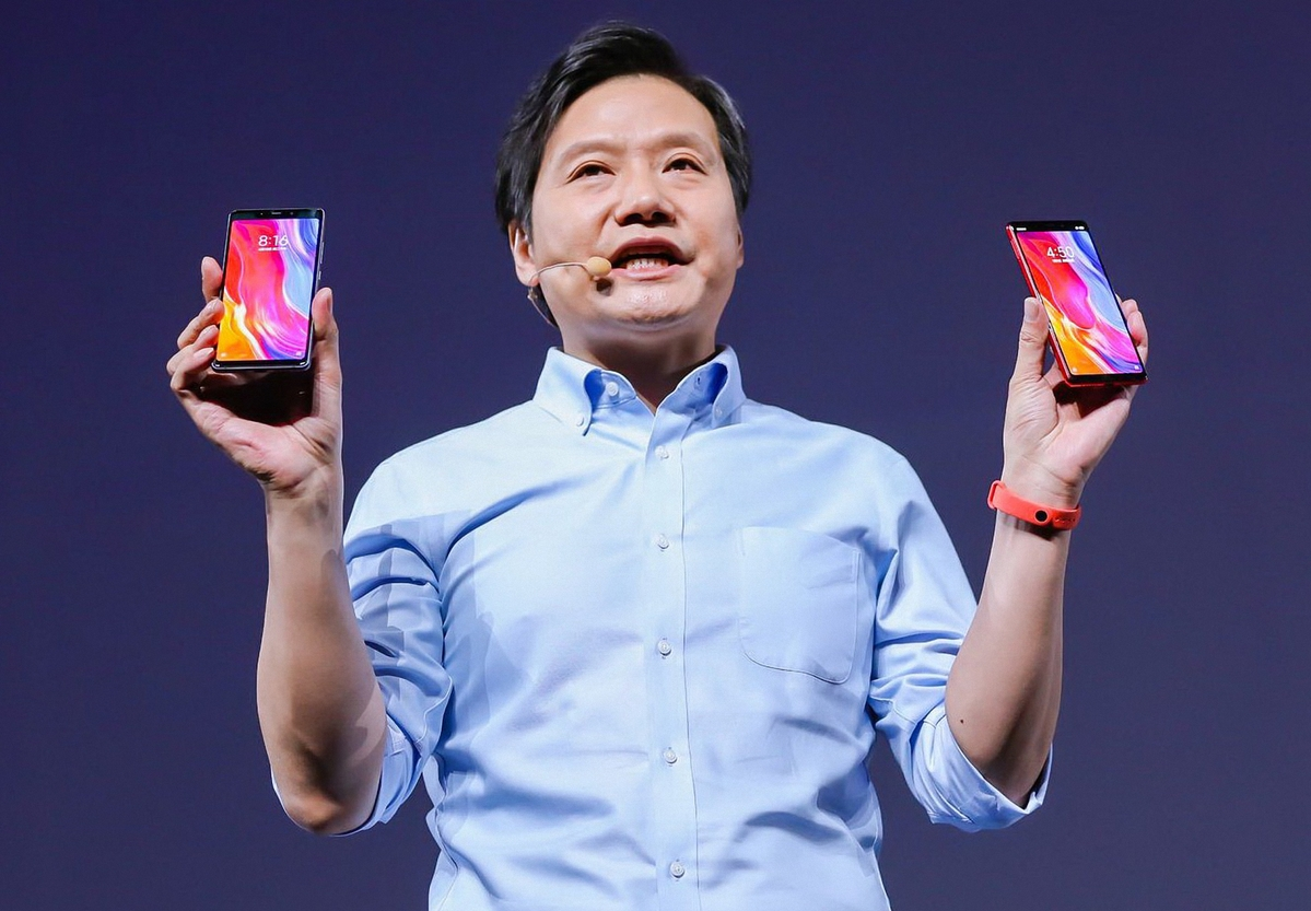 Xiaomi launches transparent phone