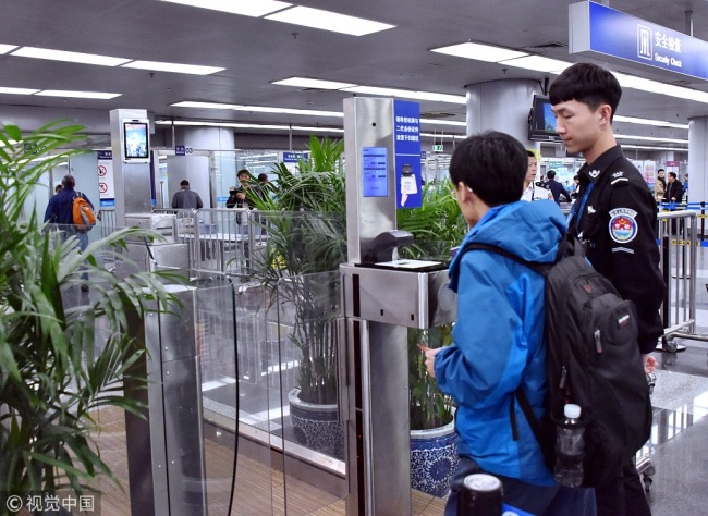 Major airports across China to support e-boarding pass