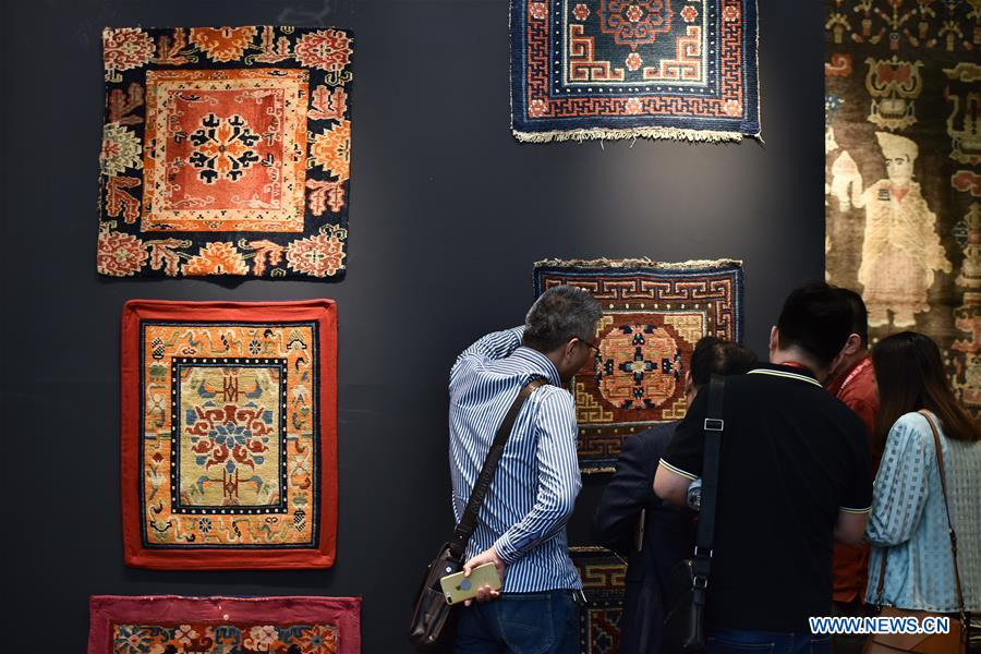 China (Qinghai) International Carpet Exhibition kicks off in Xining