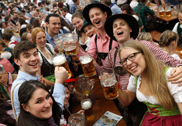 Upcoming World Cup, good weather boost German beer sales in May