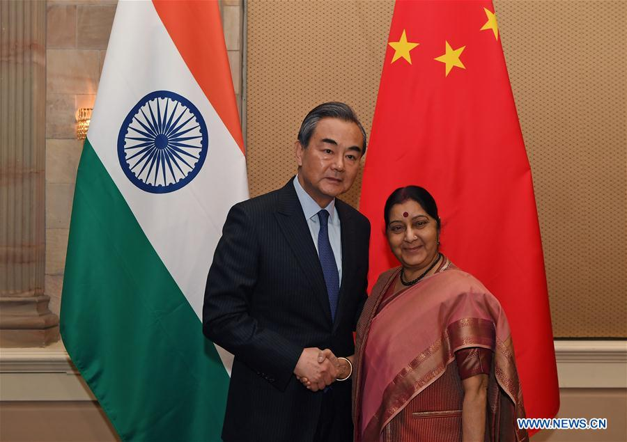 China, India vow to strengthen cooperation for common development