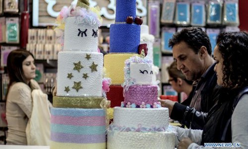 5th 'Candy & Cake Show' held in Sao Paulo, Brazil