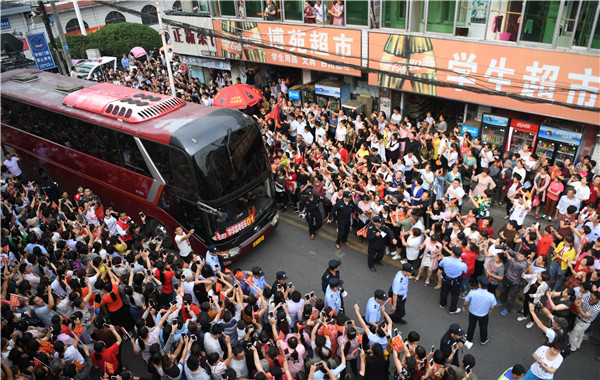 Police crack down on cheating during gaokao