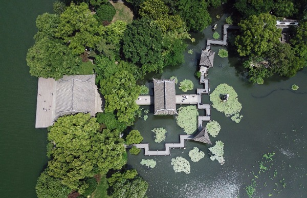 China's Hangzhou promotes rich tourism resources in Chicago