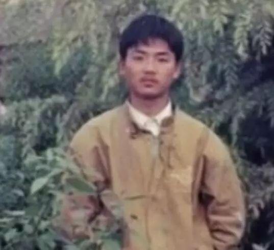 Liu Qiangdong at a young age [Photo: sohu.com]