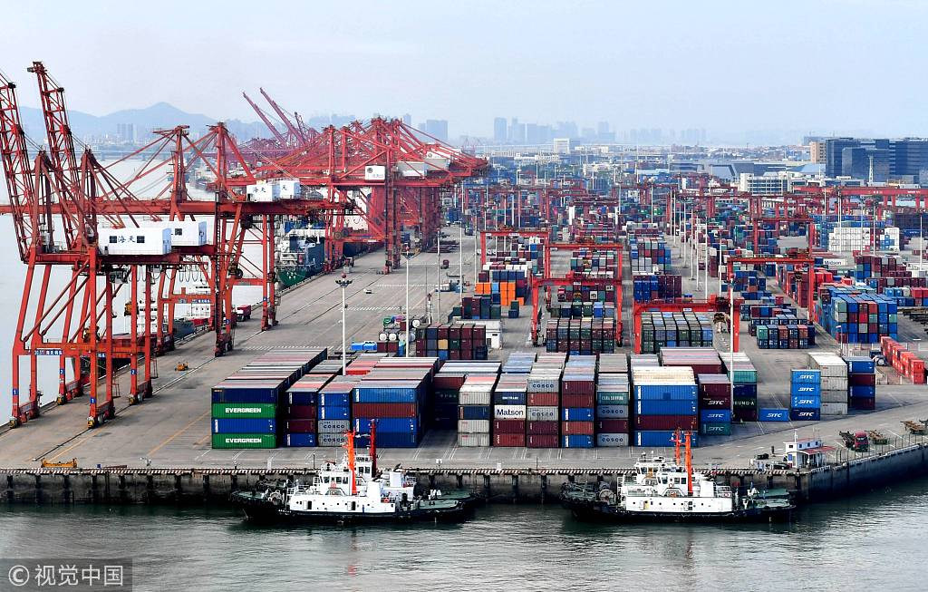 Dongdu Port in Xiamen [Photo: VCG]