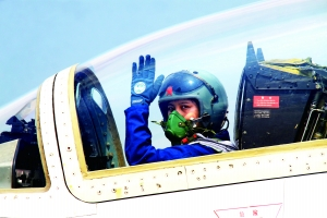 Third batch of female fighter jet pilots to officially join PLA Air Force