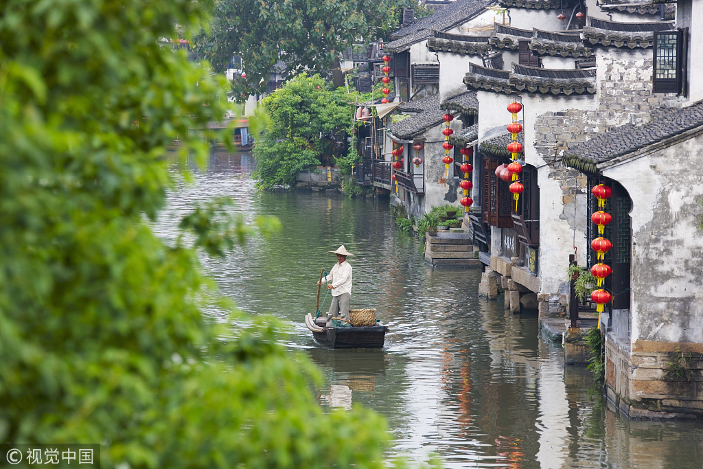 Zhejiang develops biotech to produce greener crops