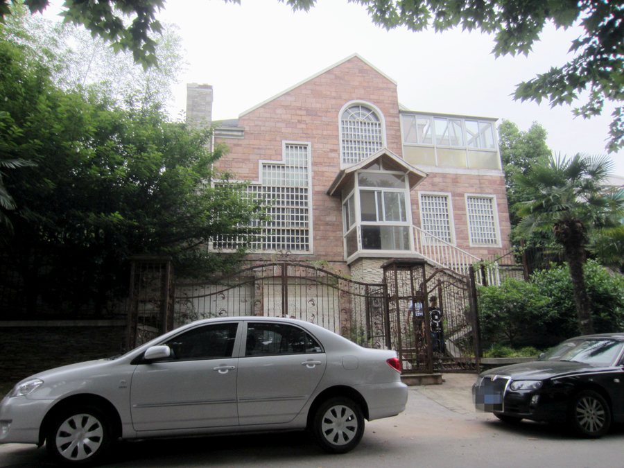 Hangzhou 'murder house' which went on the auction block this week. [Photo: sf.taobao.com]