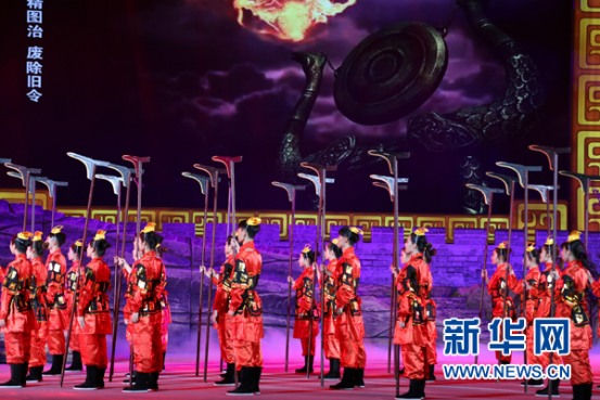 First Jingchu Culture and Tourism Festival kicks off in central China