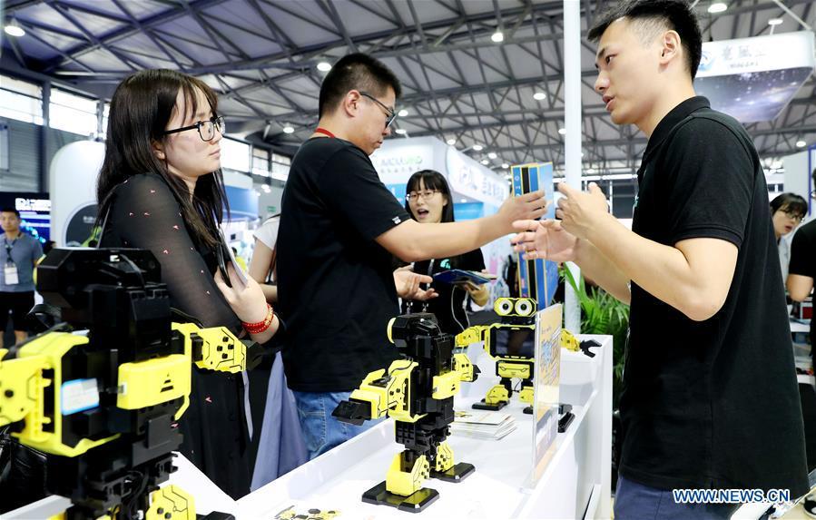 2018 Consumer Electronics Show Asia kicks off in Shanghai