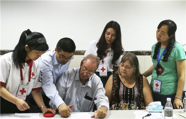 Australian organ donor helps 5 Chinese