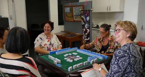 Mahjong course offered in Australian elementary school