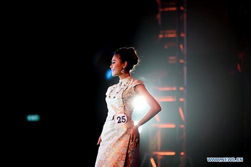Miss Myanmar International 2018